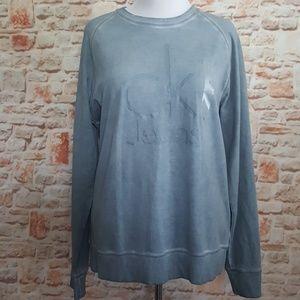 New Calvin Klein Jeans Grey Skies Sweatshirt